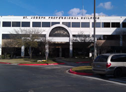 The Brazos Vein Institute main location for vein treatments is located at 2700 E. 29th Street in Bryan